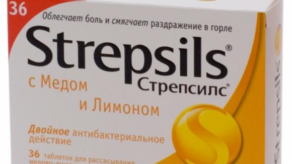 Знаменитые леденцы «Стрепсилс» со вкусом меда и лимона изымут из аптек