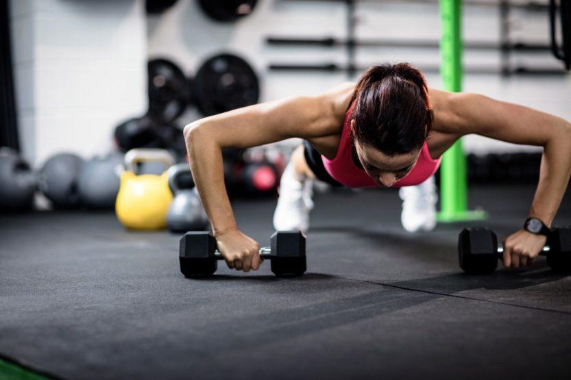 Самые эффективные силовые тренажеры для тренировки