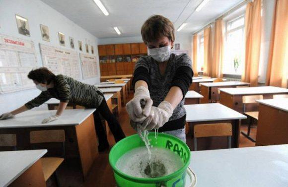 Первой жертвой гонконгского гриппа в Костроме стал ребенок
