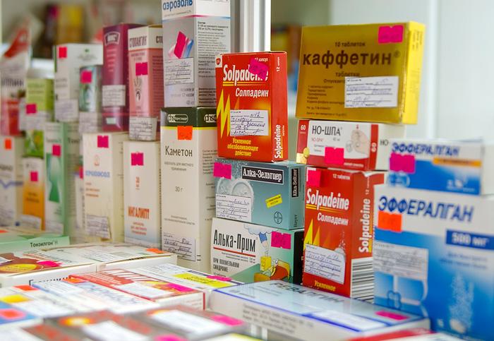 Противовирусные средства и препараты от простуды и гриппа