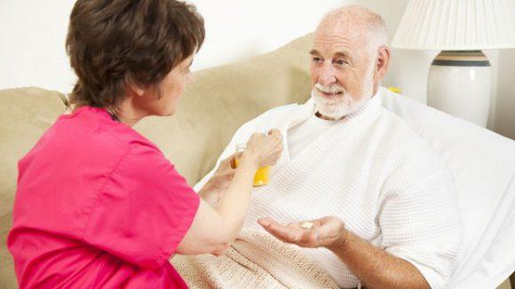 У пожилых людей под влиянием простуды может ухудшаться память