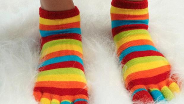 Холодные ноги могут увеличить риск заражения простудой или гриппом
