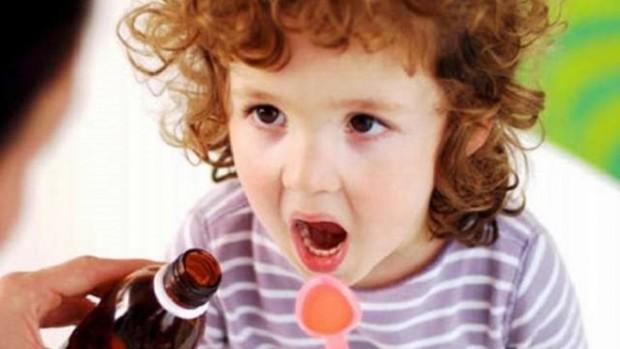 Будьте осторожны давая антибиотики детям