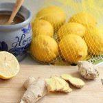 Смесь для иммунитета «Имбирь-лимон-мед»