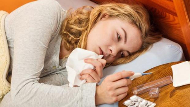 Эпидемия гриппа в Российской Федерации идет на спад
