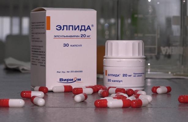 Инновационный российский препарат для инфицированных ВИЧ начали выпускать в Химках