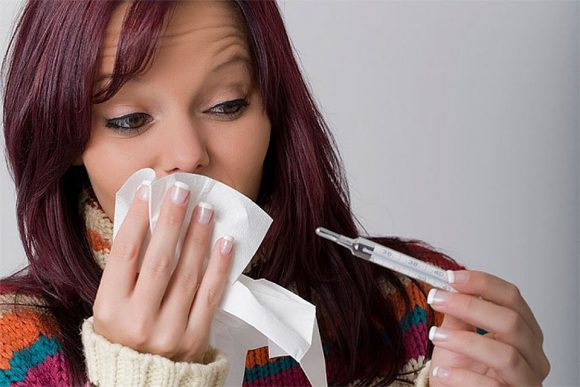 Летняя простуда: методы борьбы