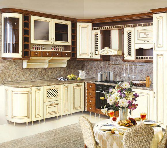 Кухонные гарнитуры от белорусской фабрики «ЗОВ»