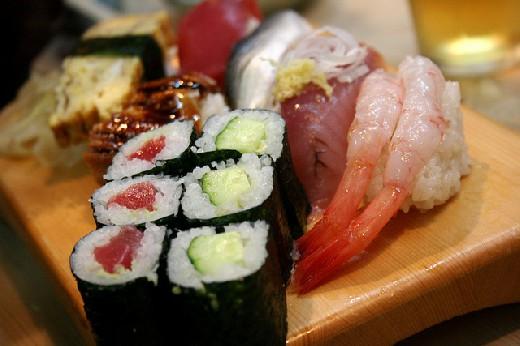 Суши заражают паразитами: медики бьют тревогу.