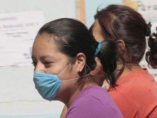 Свиной грипп поражает легкие