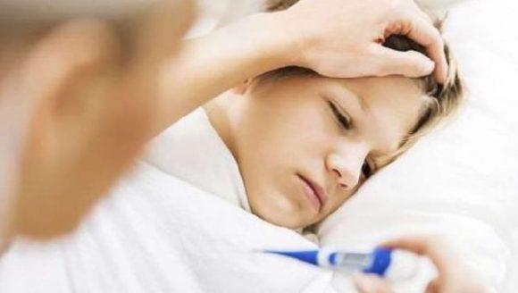 Детские простуды могут привести к развитию астмы