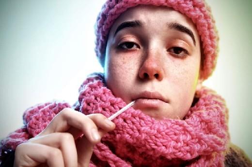 Семь правил,благодаря которым можно быстро вылечить простуду.