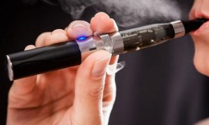 Электронные сигареты уменьшают кашель