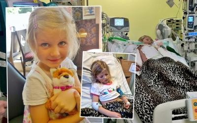 Простуда убила 5-летнюю девочку за несколько дней