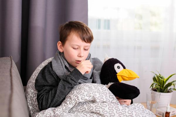 Бронхит у ребенка. Симптомы, лечение