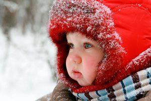 Простуда у малыша: причины появления и методы борьбы