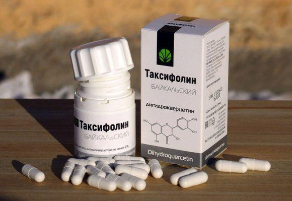 Дигидрокверцитин — мощный природный антиоксидант. Верный путь к долголетию и здоровью!