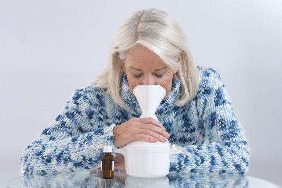 Какие ингаляторы спасают от простуды?