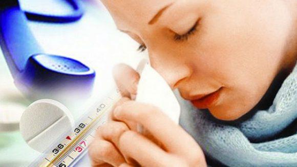 После 30 лет человек болеет простудой не чаще двух раз за 10 лет