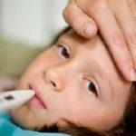 Эпидемия гриппа: уход за больным ребенком