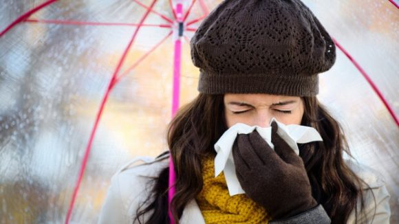 Своевременное лечение простуды предупредит развитие нежелательных последствий