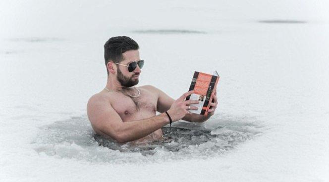 Холодная ванна укрепляет иммунитет, а горячая сжигает калории