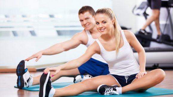 Занятия фитнесом укрепляют иммунитет
