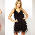 Как выбрать платье с декольте