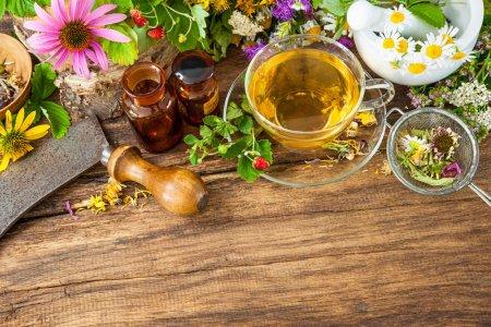 Помощь натуральными средствами при боли в горле