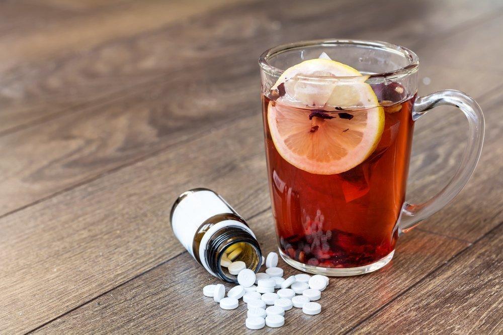 Пациенты выбирают таблетки вместо активности
