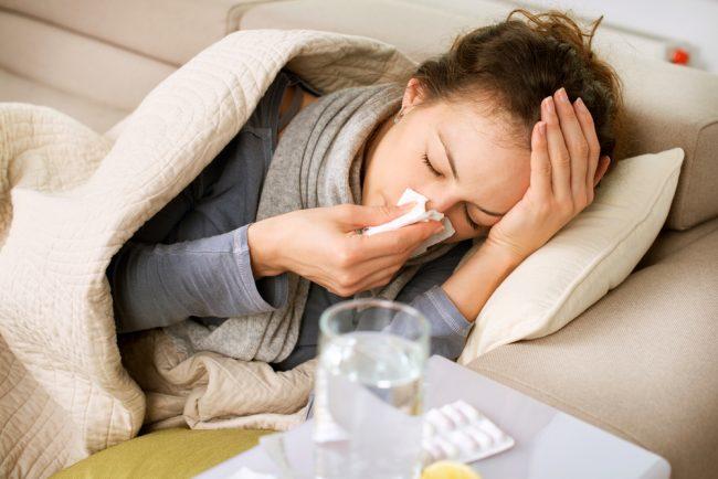 7 симптомов простуды, перетекающей в пневмонию