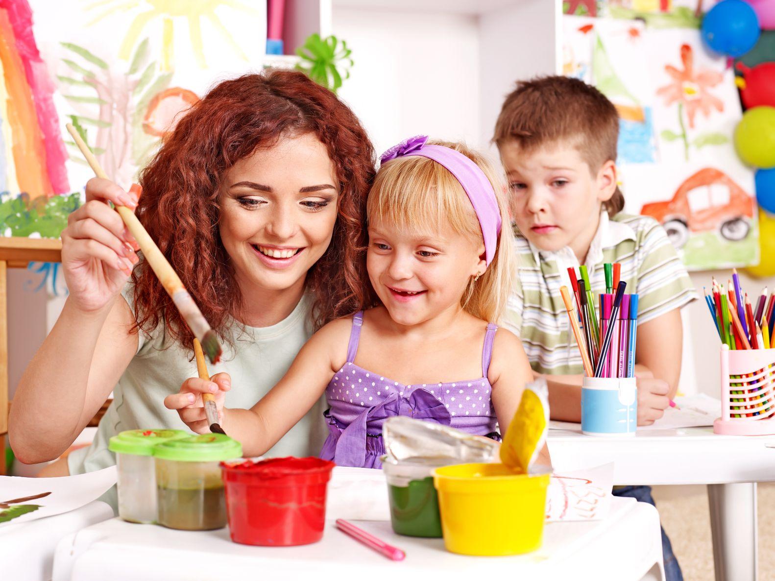 Как посещение детского сада влияет на здоровье и имунитет ребенка