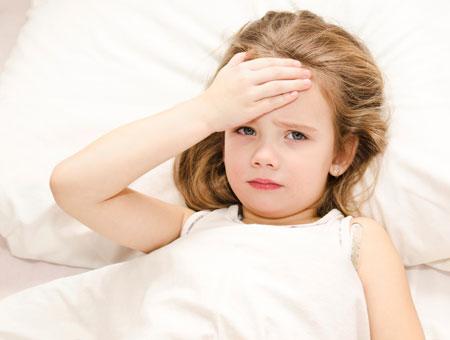 Ребенок часто болеет! У него плохой иммунитет?