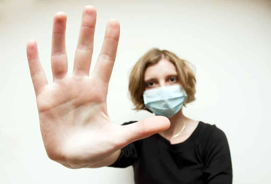 Как оставаться здоровым во время эпидемии гриппа