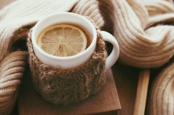 Напитки, которые помогают вылечиться от простуды