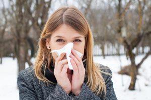 Проверенный способ избежать простуды
