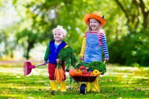 Простые способы укрепления детского иммунитета