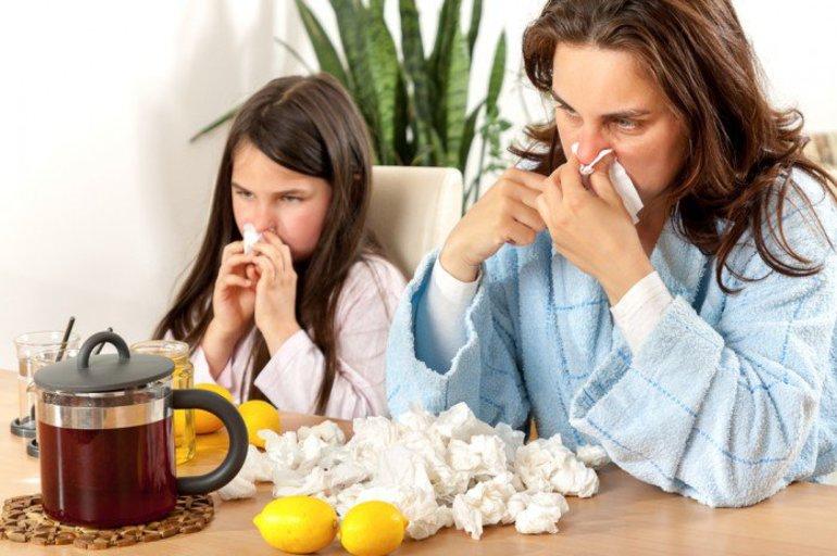 Учимся отличать вирус от простуды