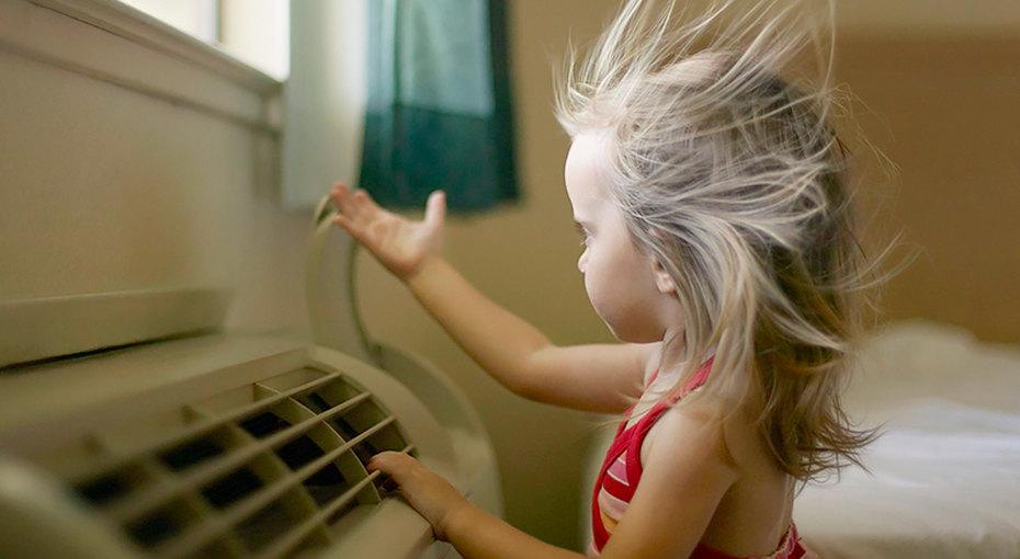 Доктор Комаровский: опасен ли кондиционер для детей?
