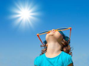 Как солнечные лучи влияют на наш иммунитет