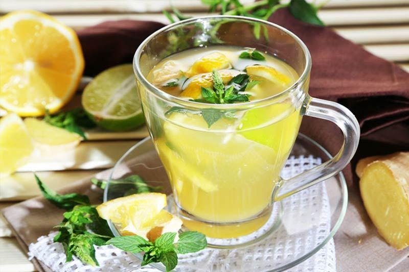 Лимон для крепкого иммунитета и здоровья