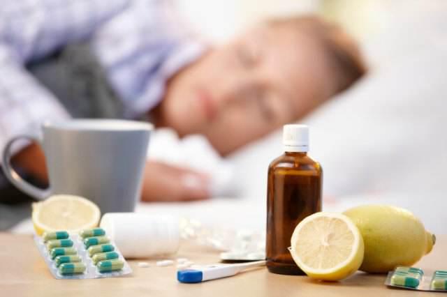 Названы лучшие домашние средства от простуды и гриппа