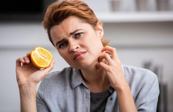 Как распознать пищевую аллергию