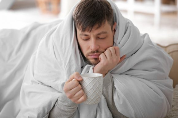 Привычки, которые любят грипп и простуда