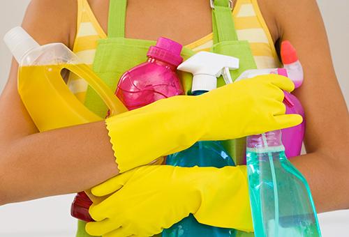 Регулярное удаление пыли позволяет поддерживать иммунитет