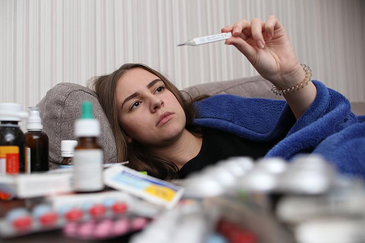 Сезон гриппа принесет опасный штамм и продлится до мая