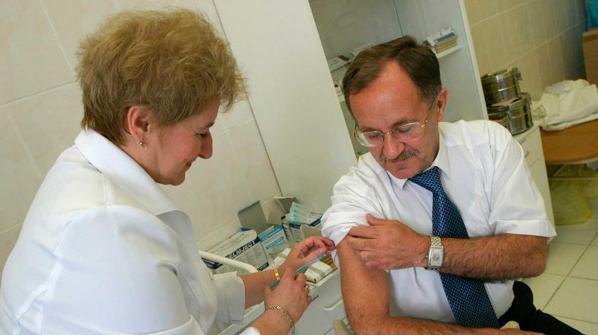 Развеян миф о прививках от гриппа