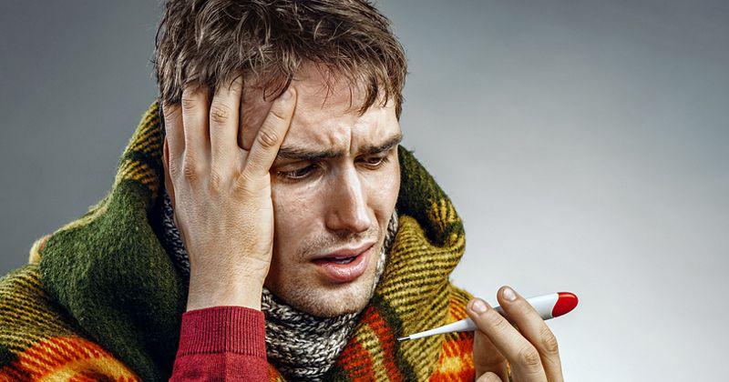 Специалисты объяснили существование «мужского гриппа»