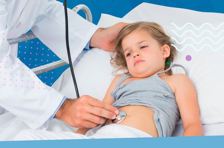 Кишечная инфекция у ребенка: как она проявляется и что ее может вызвать?