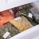Замороженные продукты: О способе заморозки